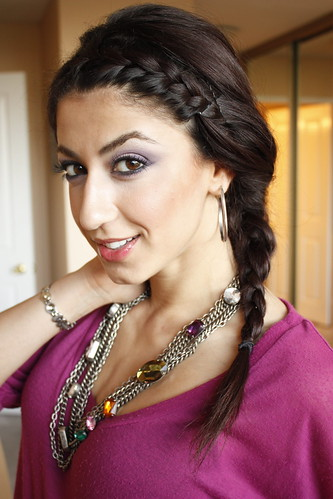 luxy hair styles for hair bohemian side braid here is the link to this 8129