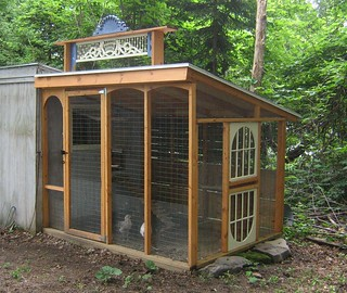 Chicken Coop DeVille | by My Congress Of  Wonders