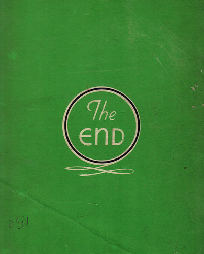 The End | by Kathryn Sutcliffe