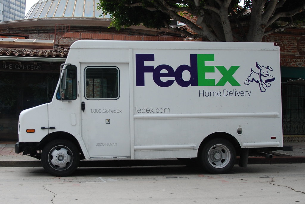 Fedex Home Delivery Jobs