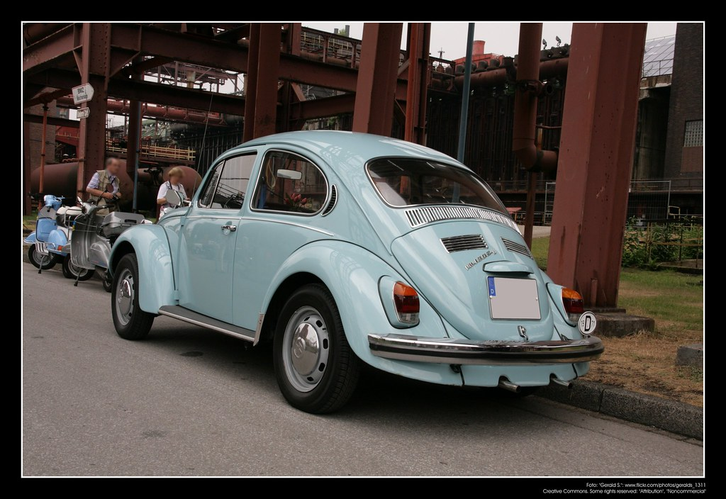 Most Comfortable Cars >> 1970 VW Käfer 1302 L (02) | The Volkswagen Type 1 is an ...