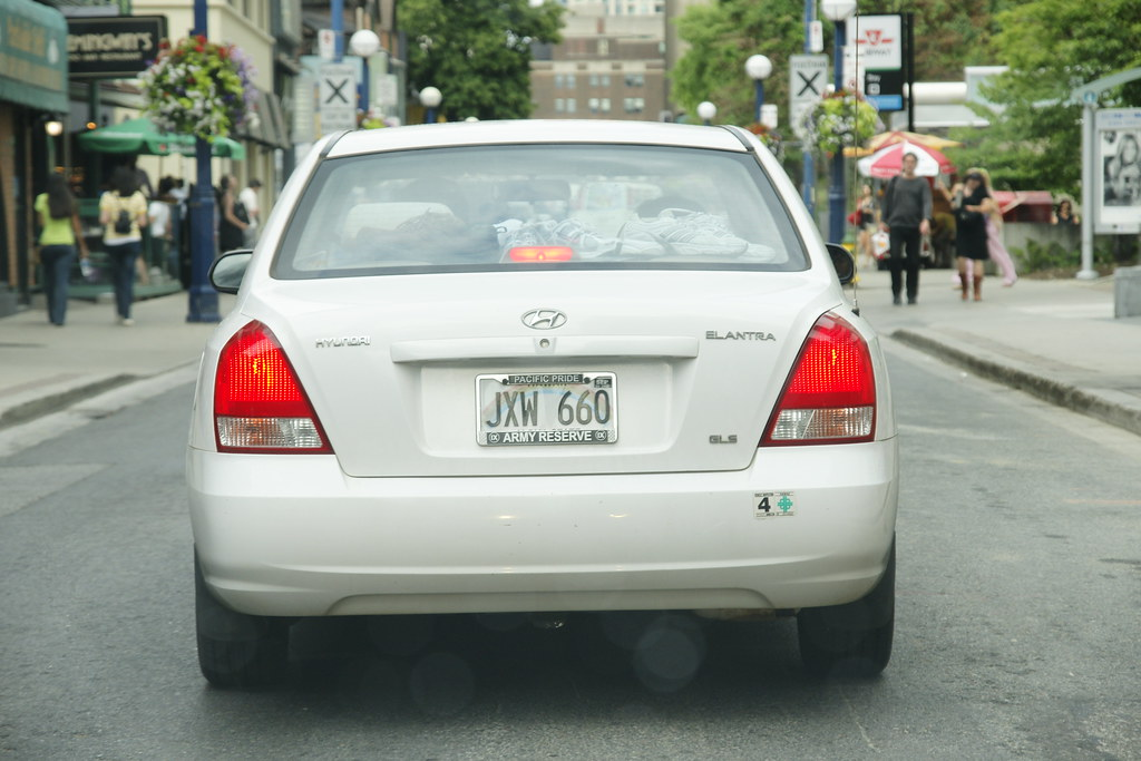 License Plate Camera >> A Hawaii License Plate in Toronto. | An O'ahu issued plate ...