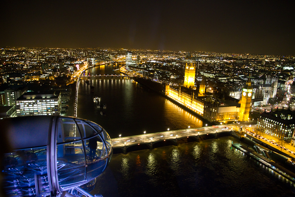 how to go to london eye