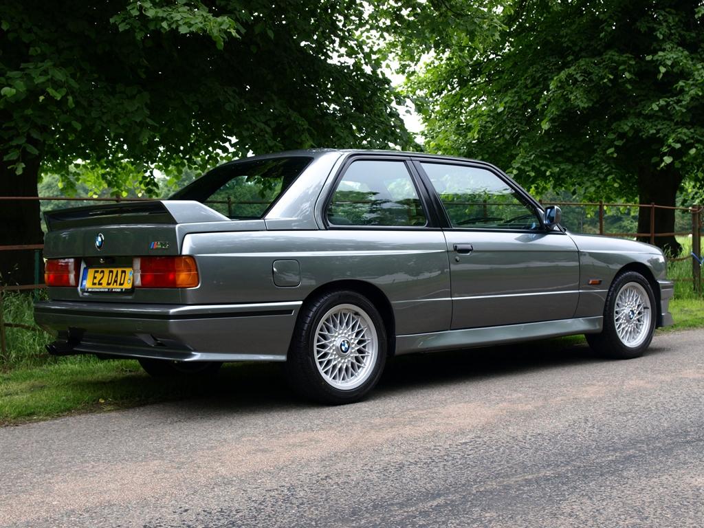 E30 M3 Evo Ii Nogaro Silver Bmw Car Club Gb Amp Ireland Flickr