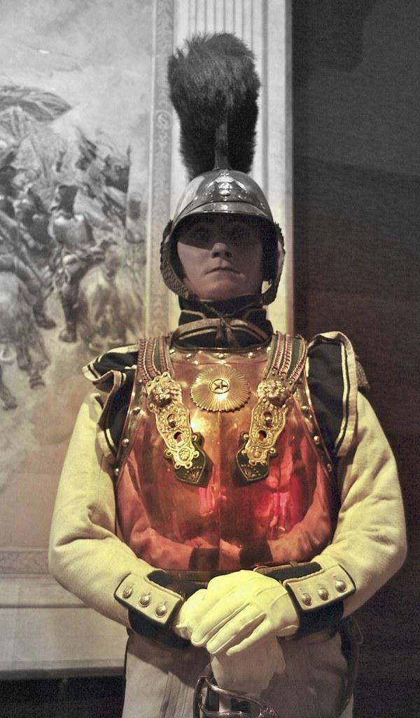 Carabinier 1er empire mus e de l 39 emperi salon de prove for Pizza antoine salon de provence