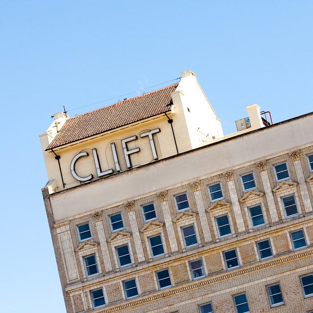 Clift Hotel San Fran