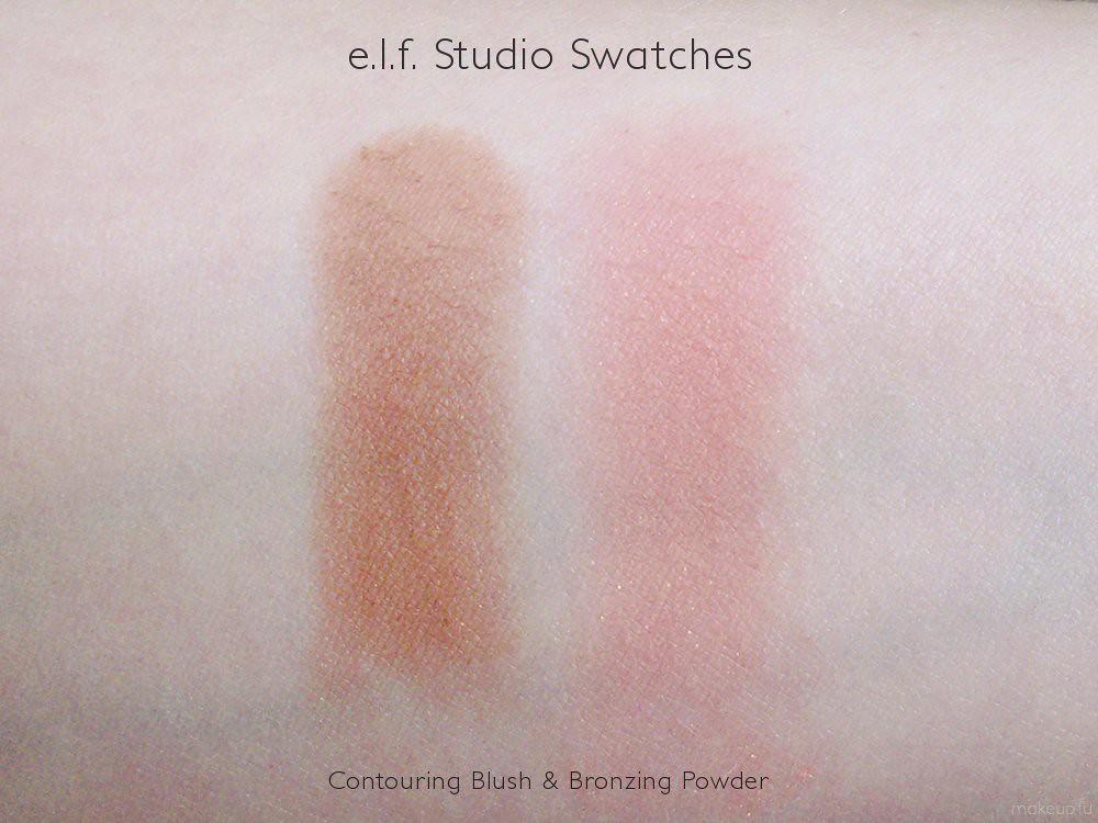 Contouring Blush & Bronzing Powder by e.l.f. #17