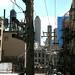 """Chicago (ILL) River North, """" Electric pole """" 2"""