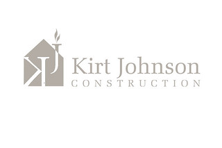 Kirt Johnson Construction Logo (Horizontal Orientation ...