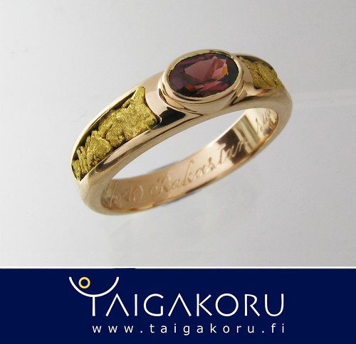 Garnet Wedding Ring Meaning