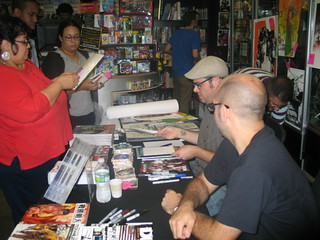 FWsigning_0005 | by Forbidden Planet NYC