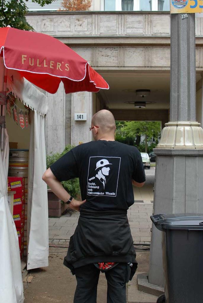 T Shirt Ebmzucht Ordnung U Ein Alljährliches ärgernis Fei Flickr