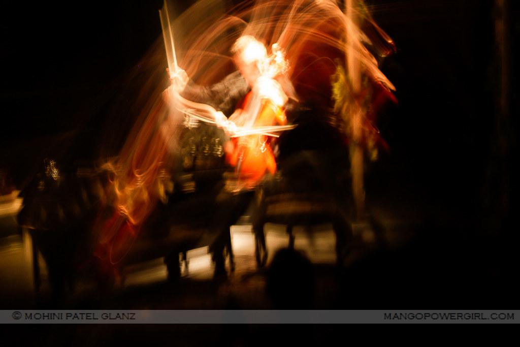 Cellist Brad Hawkins