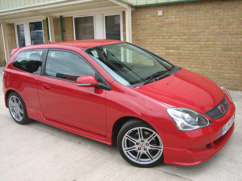 2004 honda civic type r milano red see www. Black Bedroom Furniture Sets. Home Design Ideas