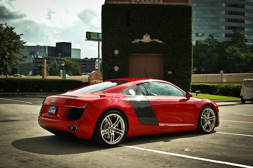 Audi R8 | by texan photography