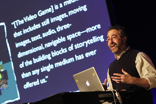GDC Europe Monday Keynote Warren Spector of Junction Point | by Official GDC