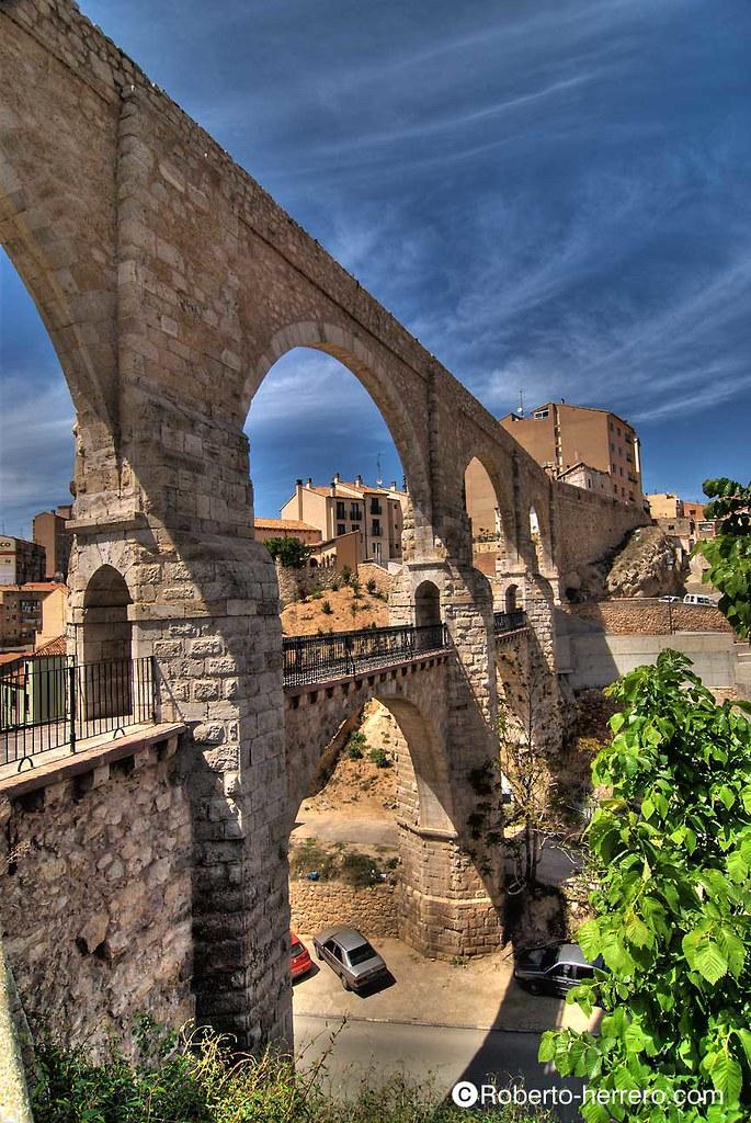 Acueducto de teruel getty images roberto herrero flickr - Roberto herrero ...