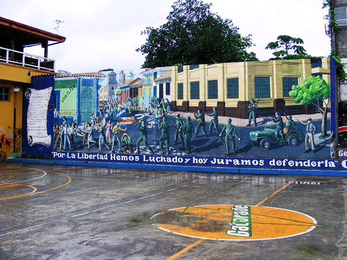 Fallen Students Mural Memorial | by Jose Kevo