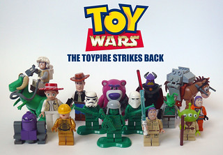 Toy Wars | by Oky - Space Ranger