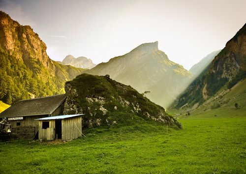 Escape into the Swiss Alps | by ceca67
