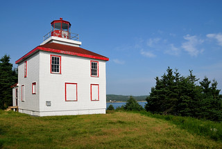 DGJ_8125 - Isaac's Harbour Lighthouse - The End | by archer10 (Dennis) 105M Views