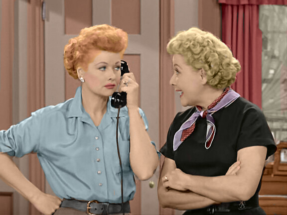 Vivian Vance In Color
