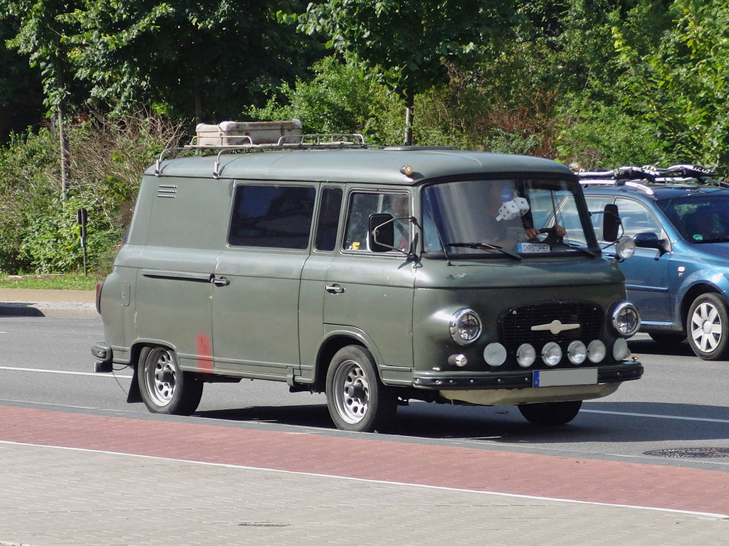 barkas b1000 tuning car on the road uwe d rnbrack flickr. Black Bedroom Furniture Sets. Home Design Ideas