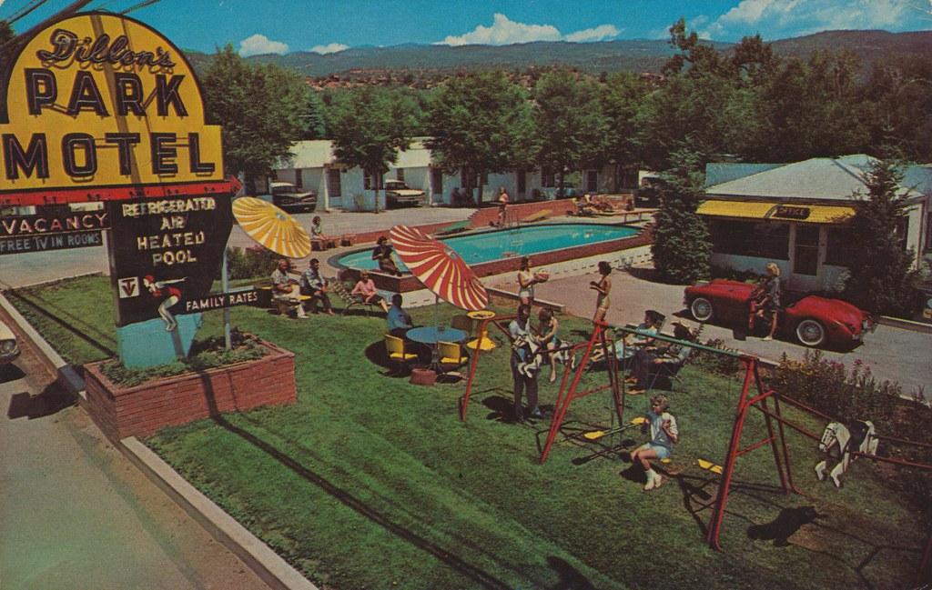 Dillon's Park Motel - Manitou Springs, Colorado