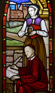 St Margaret Clitherow & Cardinal Newman | by Lawrence OP