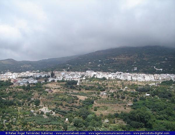 Lanjaron Spain  City pictures : ... . España. Lanjaron. Village. Alpujarra. Granada. Andalusia. Spain