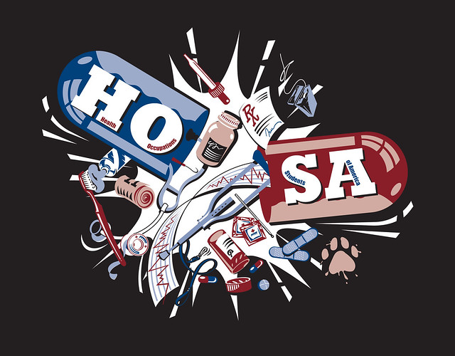 HOSA T Shirt Logo Flickr Photo Sharing
