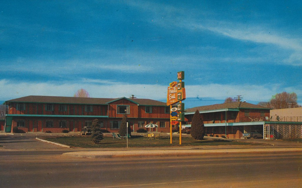 Trail's End Motel - Denver, Colorado