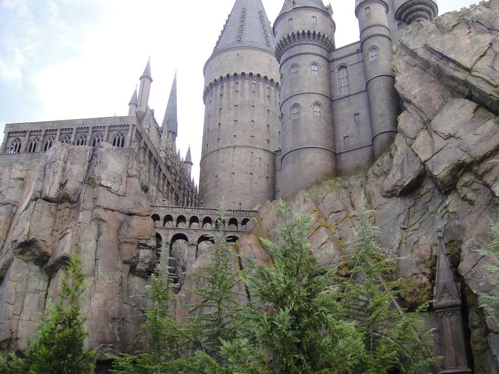 Create 3d Floor Plan Wizarding World Of Harry Potter Hogwarts Castle Close Up