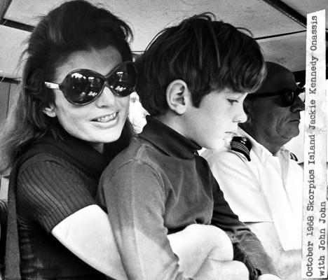 Jackie Onassis Tour