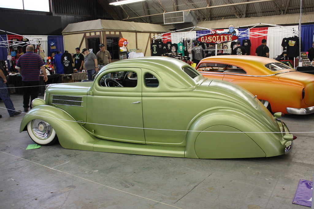 1936 ford 5 window coupe steve sexton flickr for 1936 ford 5 window coupe for sale