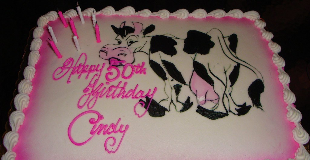 Cindy Birthday Cake Toy