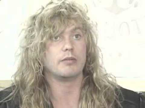 Rick Savage from Def Leppard | by zowiehales