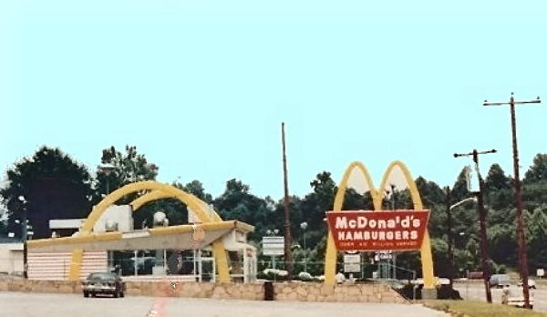 Mcdonalds Corporation Parkway 1970s Vibraswirl Flickr