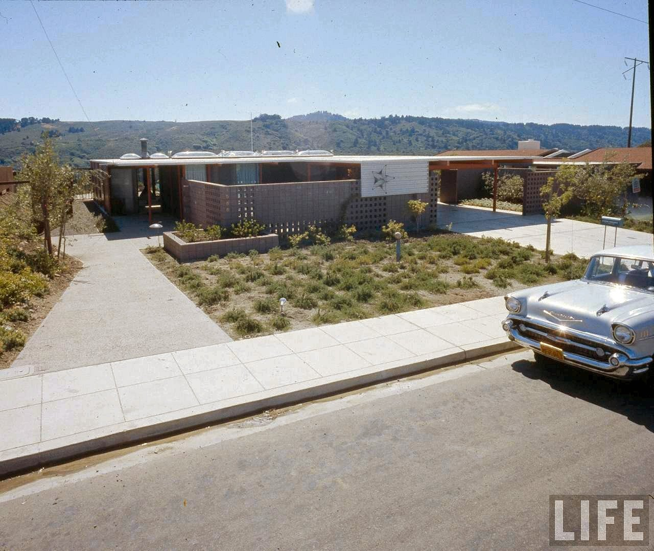 A. Quincy Jones \u0026 Frederick E. Emmons \u2013 X-100 1586 Lexington Ave. San Mateo CA \u2013 1956 & MidCentury Architecture | Celebrating the creative period of modern ...
