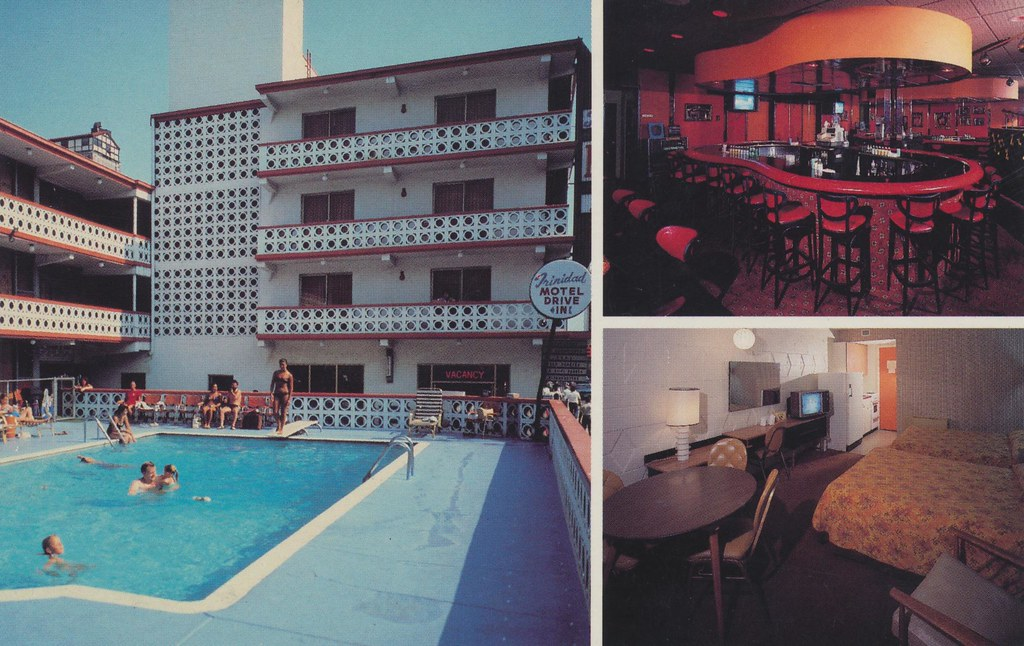 Trinidad Motel - Atlantic City, New Jersey