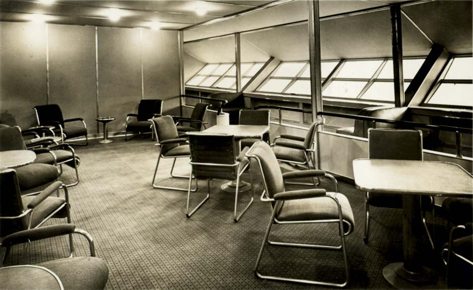 ... Hindenburg Airship Interior | By History In An Hour