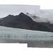 Hrutarjokull, Fjallsjokull, Breithamerkurjokull, Fjallsarlon Panorama