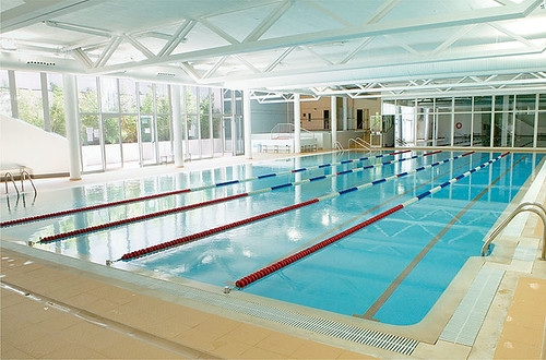 piscina climatizada hotel dynastic spa benidorm hotel