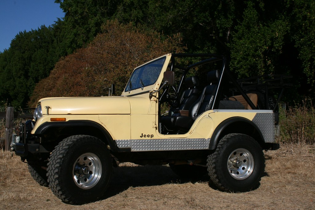 1980 Jeep Cj5 This Jeep Is For Sale Details Here Sfbay