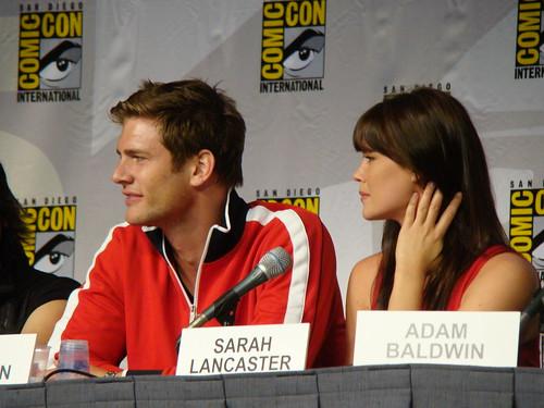 ryan mcpartlin and sarah lancaster dating