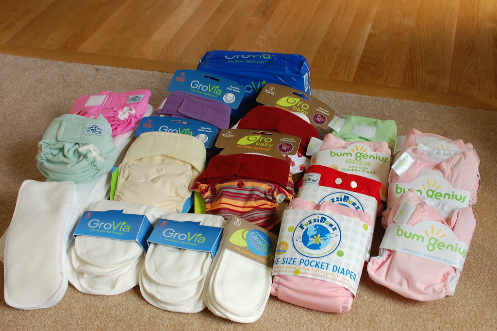 Cloth Diaper purchases