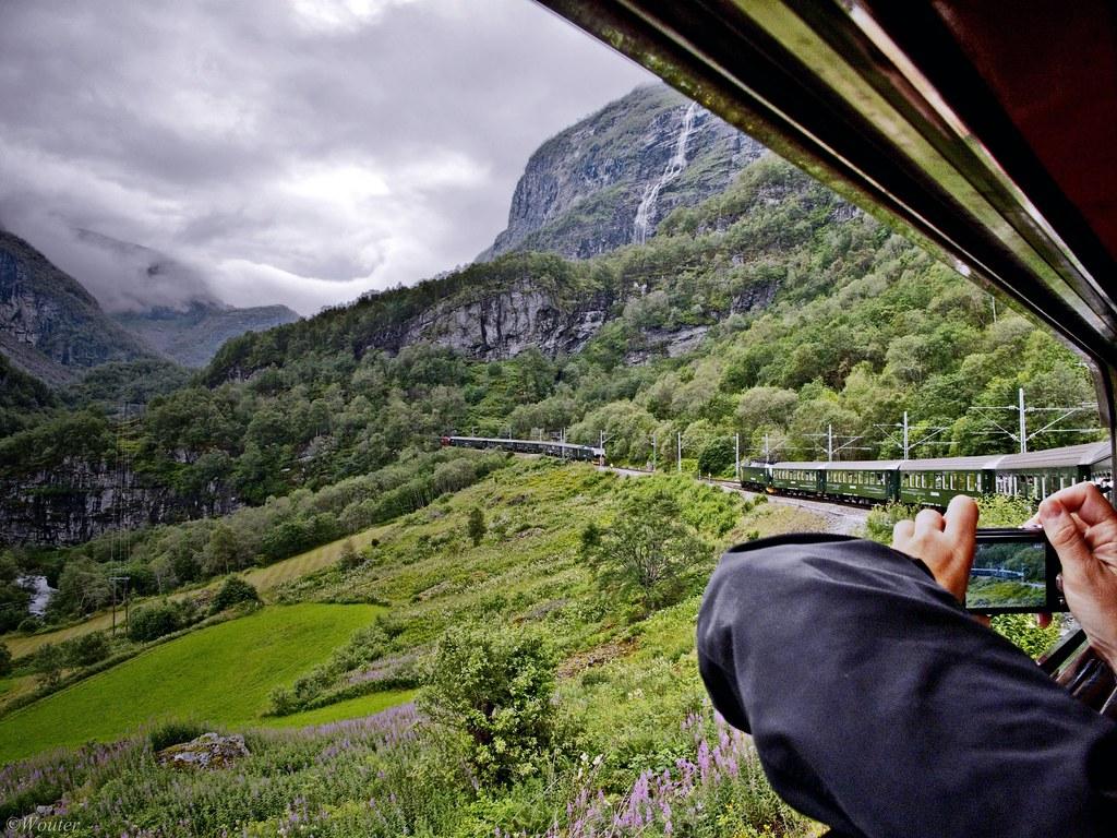 Роскошные пейзажи Норвегии - Страница 39 4871230709_933b34f82f_b