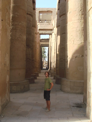 Karnak Temple: Boyhood Dreams Fulfilled | by BetterLifeCycle