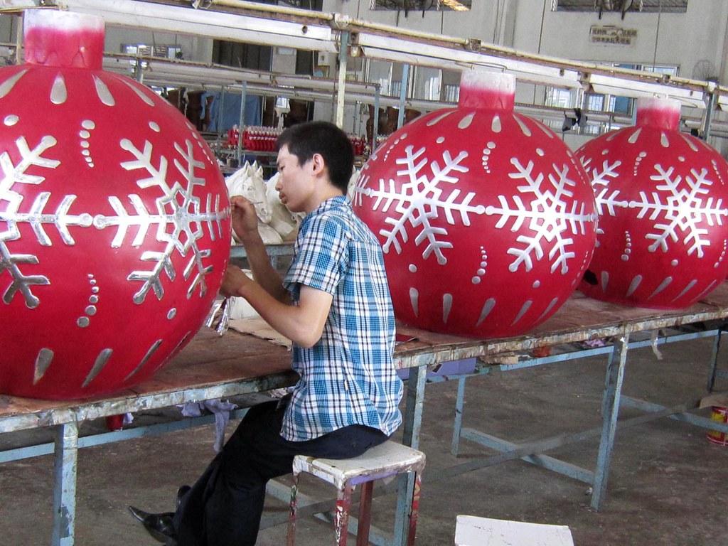 big christmas ornaments by cowyeow big christmas ornaments by cowyeow