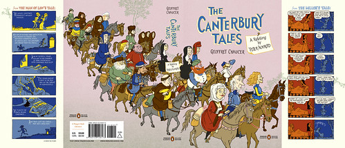 the canterbury tales full | by paul buckley design